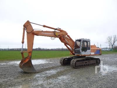 1997 FIAT-HITACHI FH200MT.3 Hydraulic Excavator