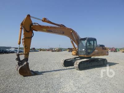 2001 CASE CX210 Hydraulic Excavator