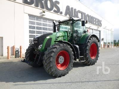 2008 FENDT 936 Vario Profi MFWD Tractor