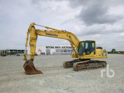 2013 KOMATSU PC210NLC-8 Hydraulic Excavator