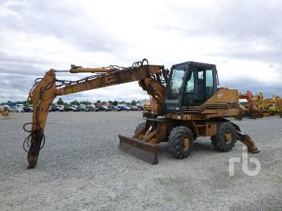 2005 CASE 788P Mobile Excavator