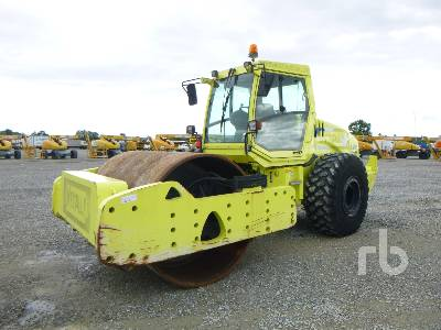 2001 HAMM 3625HT Smooth-Drum Vibratory Roller