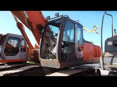 2007 HITACHI ZX350LNC-3 Hydraulic Excavator