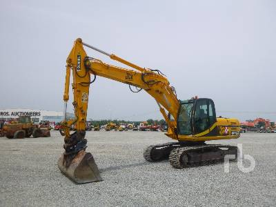 2003 JCB JS220NC Hydraulic Excavator