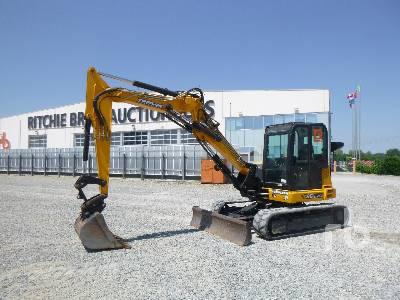 2016 JCB 86C-1 Midi Excavator (5 - 9.9 Tons)