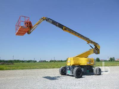 2007 HAULOTTE HA32PX Articulated Boom Lift