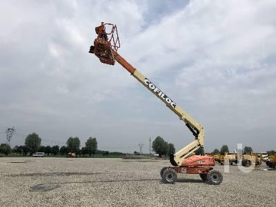 2007 JLG M600JP Electric Articulated Boom Lift