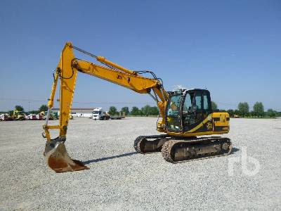 2003 JCB JS130 Hydraulic Excavator