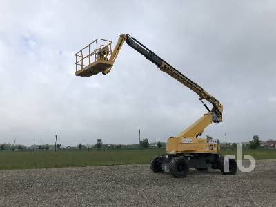 2010 HAULOTTE HA32PX Articulated Boom Lift