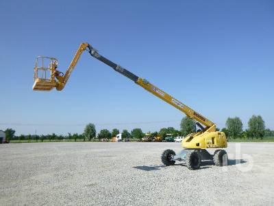 2010 HAULOTTE H23TPX Boom Lift