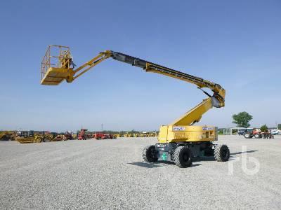 2010 HAULOTTE HA32PX Boom Lift