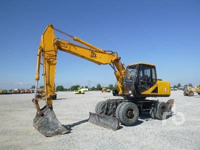 1997 JCB JS160W Mobile Excavator