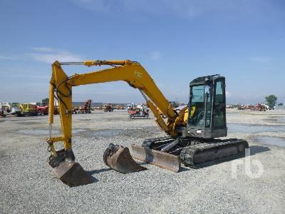 2010 YANMAR VIO75 Midi Excavator (5 - 9.9 Tons)