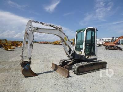 2012 YANMAR VIO50-U Mini Excavator (1 - 4.9 Tons)