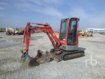 2011 YANMAR VIO20-4 Mini Excavator (1 - 4.9 Tons)