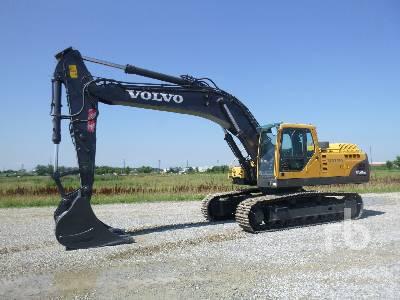 2005 VOLVO EC360BLNC Hydraulic Excavator