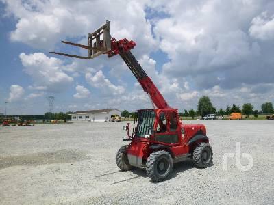 2007 JCB 520-50 4x4x4 Telescopic Forklift