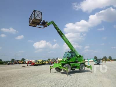2003 MERLO ROTO 45.19 KSC 4500 Kg 4x4x4 Telescopic Forklift