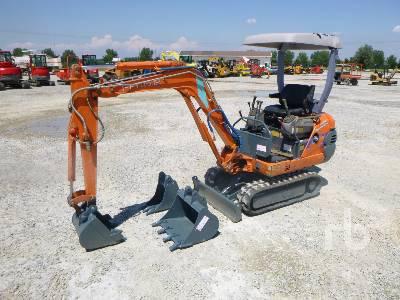 1997 FIAT-HITACHI FH15.2 Mini Excavator (1 - 4.9 Tons)