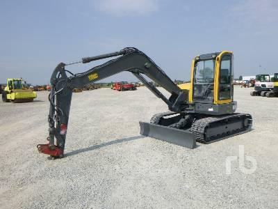 2007 VOLVO ECR88 Midi Excavator (5 - 9.9 Tons)