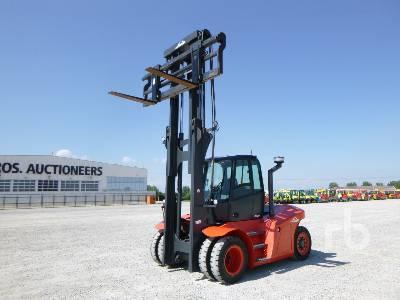 2009 LINDE H120 12000 Kg Forklift