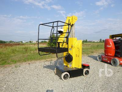 2001 HAULOTTE HM10P Electric Boom Lift