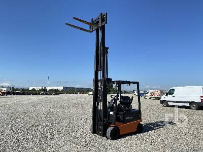 2010 DOOSAN B20T5 1800 Kg Electric Forklift