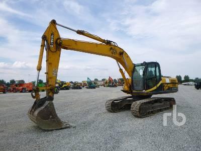 2006 JCB JS220 Hydraulic Excavator