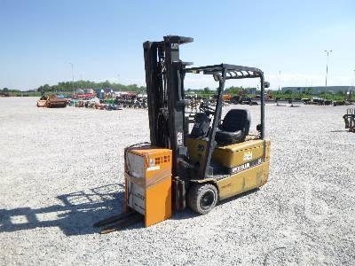 2003 CATERPILLAR EP20KT 2000 Kg Electric Forklift