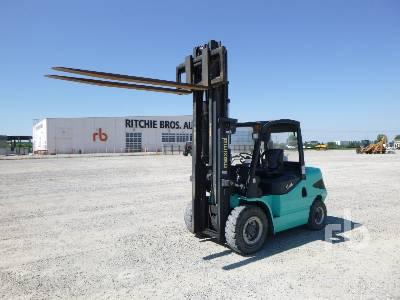 2015 MAXIMAL FD45T 4500 Kg Forklift