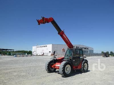 2002 MANITOU MLT730-120LS 3000 Kg 4x4x4 Telescopic Forklift