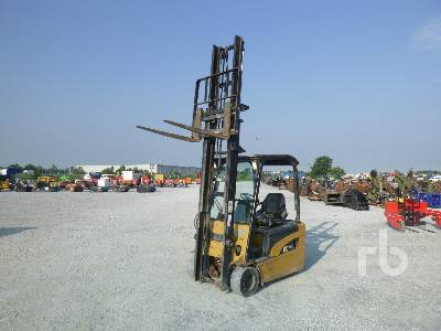 2008 CATERPILLAR EP20NT Electric Forklift