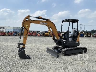 Unused 2018 CASE CX33C Mini Excavator (1 - 4.9 Tons)