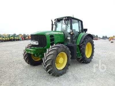 2007 JOHN DEERE 6830 PREMIUM MFWD Tractor