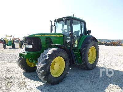 2004 JOHN DEERE 6920 S MFWD Tractor