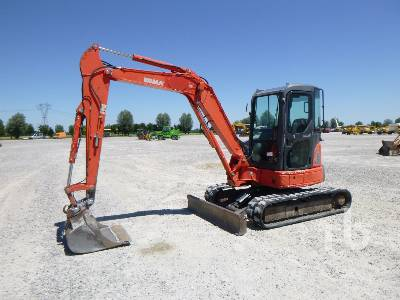 2008 KOMATSU PC50MR-2 Mini Excavator (1 - 4.9 Tons)