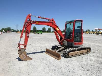 2010 YANMAR VIO50U Mini Excavator (1 - 4.9 Tons)