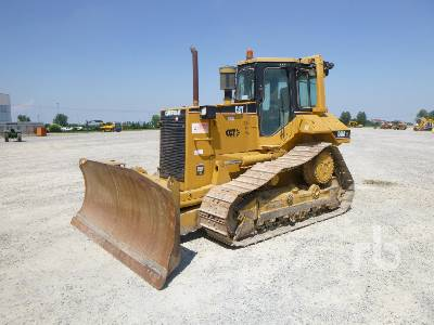2002 CATERPILLAR D6M XL Crawler Tractor