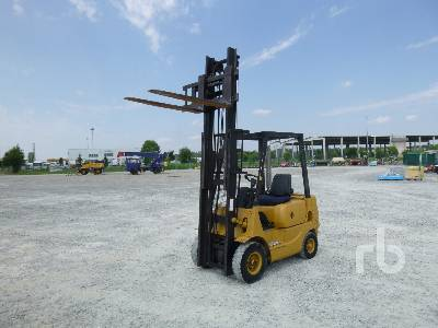 2003 CATERPILLAR DP15 1500 Kg Forklift