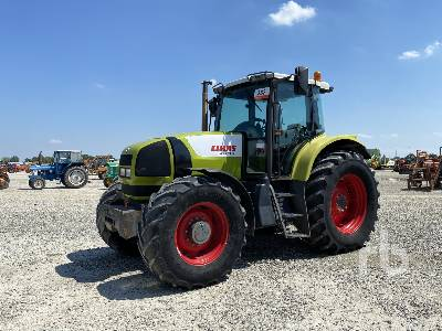 1999 CLAAS ARES 816 MFWD Tractor