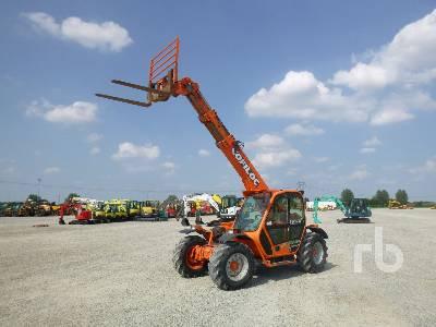 2010 MERLO P28.8 PLUS 2800 Kg 4x4x4 Telescopic Forklift