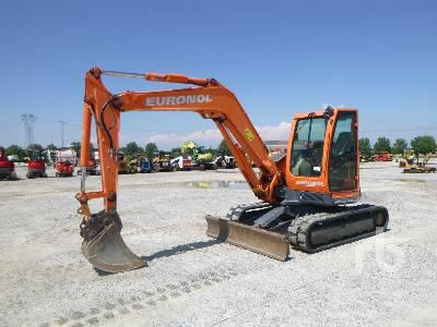 2011 YANMAR VIO80-U Midi Excavator (5 - 9.9 Tons)