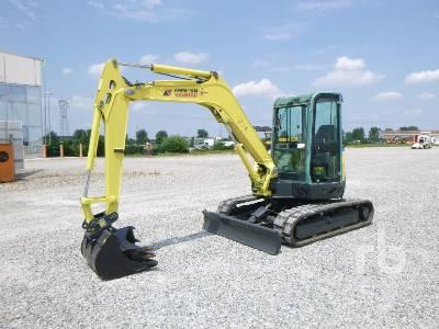 2007 YANMAR VIO55 Midi Excavator (5 - 9.9 Tons)