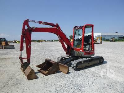 2011 YANMAR VIO50-U Mini Excavator (1 - 4.9 Tons)