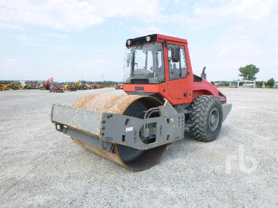 2006 BOMAG BW211D-4 Smooth Drum Vibratory Roller