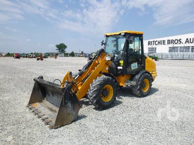2008 JCB 406 Wheel Loader