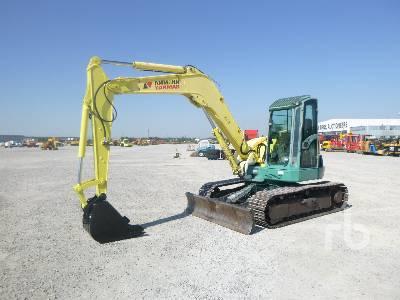 2005 YANMAR SV100 Midi Excavator (5 - 9.9 Tons)