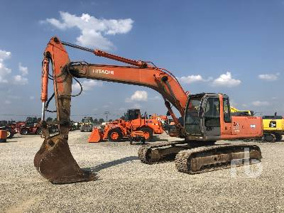 2004 HITACHI ZX250 Hydraulic Excavator