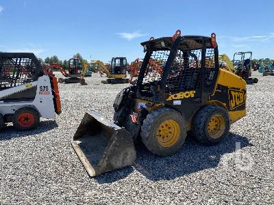2002 JCB ROBOT 160HF Skid Steer Loader