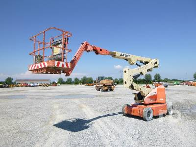 2001 JLG E400AJPN Electric Articulated Boom Lift